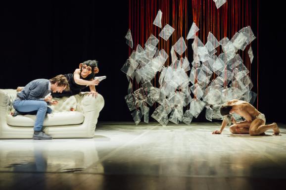 IL PARADISO DEGLI IDIOTI | E.T. extra teatro Arcene – 3°APPUNTAMENTO