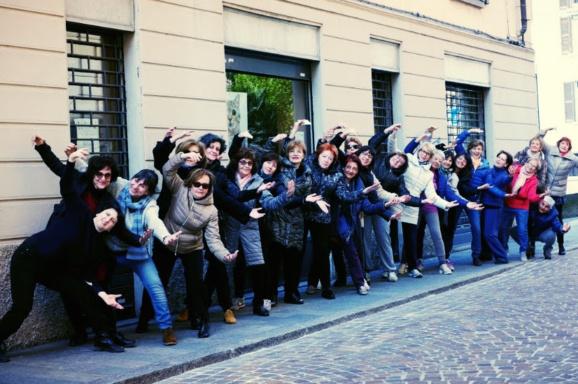 #OGGIèILMIOGIORNO/TAVOLA ROTONDA/LEI | E.T. extra teatro al femminile