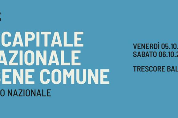 DAL CAPITALE RELAZIONALE AL BENE COMUNE | Val Cavallina 2018