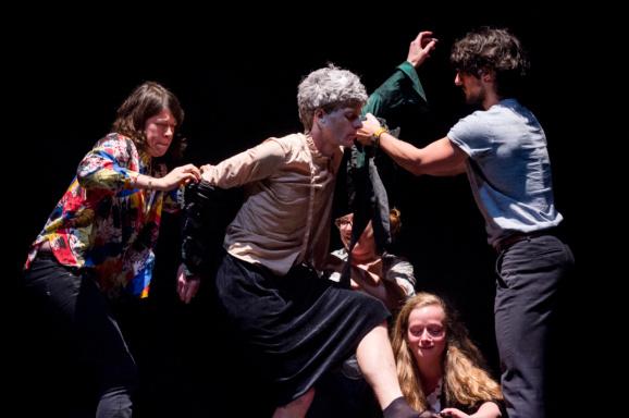 QUINTETTO | E.T. extra teatro Arcene